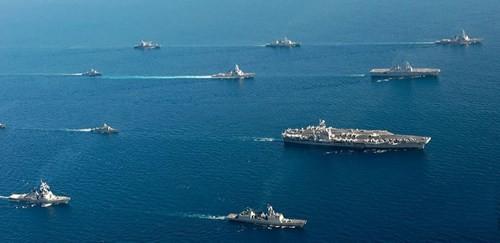 'Át chủ bài' phòng thủ Biển Đông - Không quân Hải quân ảnh 2