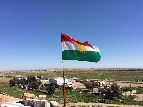 Video + photo của một cựu binh người Anh, chiến đấu trong hàng ngũ người Kurd chống IS ảnh 26