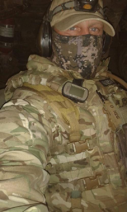 Video + photo của một cựu binh người Anh, chiến đấu trong hàng ngũ người Kurd chống IS ảnh 28