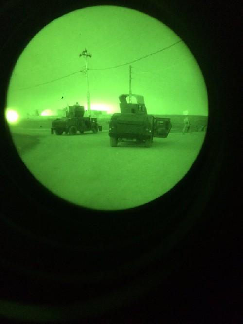 Video + photo của một cựu binh người Anh, chiến đấu trong hàng ngũ người Kurd chống IS ảnh 29