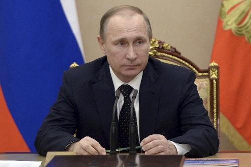 IS tung video dọa tấn công Putin ảnh 1