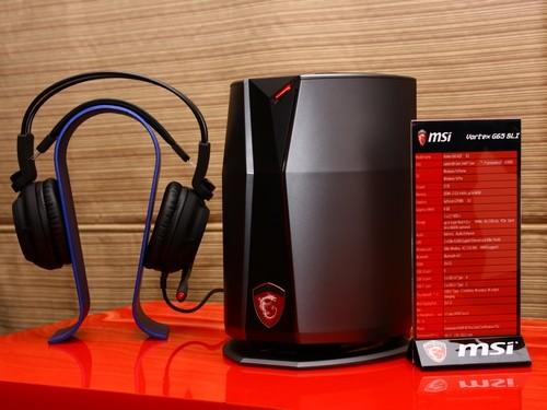 MSI khoe PC chuyên game sắp bán tại Việt Nam ảnh 1
