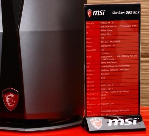 MSI khoe PC chuyên game sắp bán tại Việt Nam ảnh 4