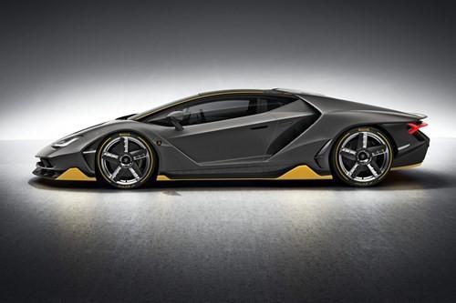 Lamborghini Centenario chính thức xuất hiện với giá bán 1,9 triệu USD ảnh 8