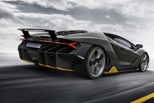 Lamborghini Centenario chính thức xuất hiện với giá bán 1,9 triệu USD ảnh 5