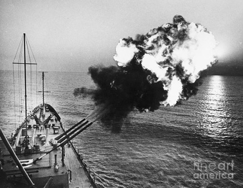 Hạm đội 7 Mỹ và cuộc chiến ở Biển Đông ảnh 5