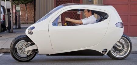 LIT Motors C1 - Siêu xe điện 2 bánh ảnh 2