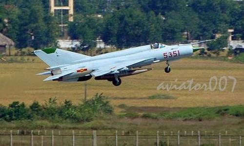 MiG 21 của Việt Nam