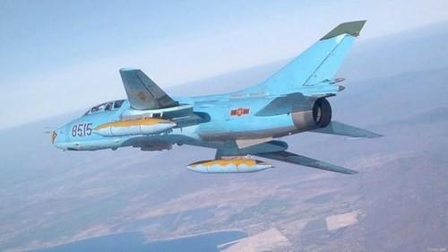 Su-22UМ3/М4 của Không quân Việt Nam