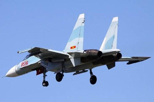 Tiêm kích đa nhiệm Su-30 của không quân Việt Nam