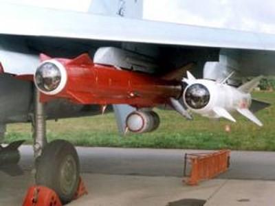 Tên lửa Kh-59 MK trang bị cho máy bay chiến đấu