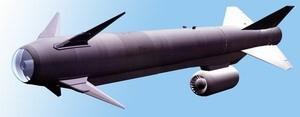 Tên lửa Kh – 59 MK trên đường bay