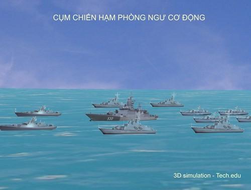 'Bẻ gãy' tập kích đường không ở Biển Đông - ảnh 6