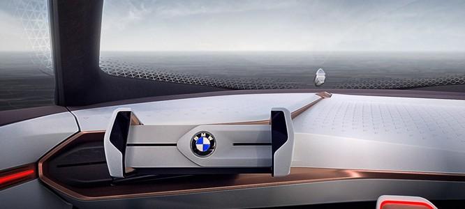 Siêu phẩm công nghệ tương lai BMW tầm nhìn đến 100 ảnh 6