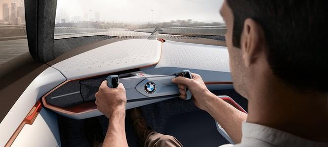 Siêu phẩm công nghệ tương lai BMW tầm nhìn đến 100 ảnh 3