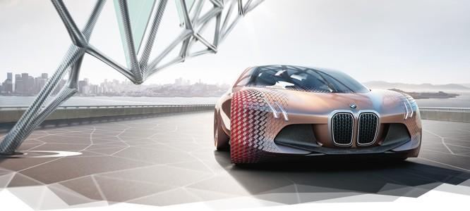 Siêu phẩm công nghệ tương lai BMW tầm nhìn đến 100 ảnh 2
