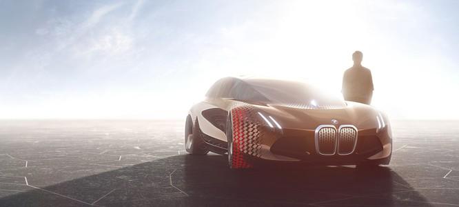 Siêu phẩm công nghệ tương lai BMW tầm nhìn đến 100 ảnh 9