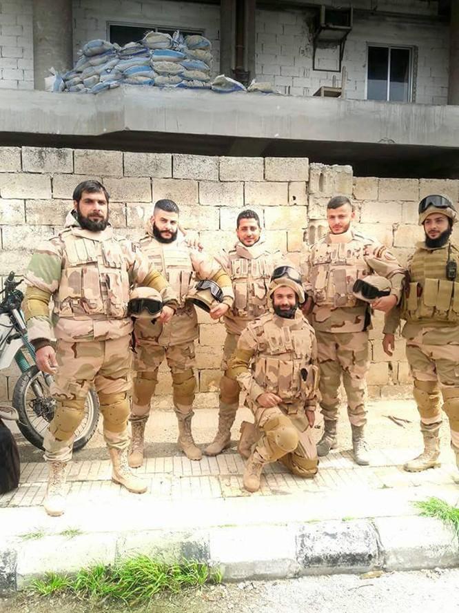 Lực lượng đặc biệt tinh nhuệ Tigers giành một cao điểm trên vùng núi Hayyal ảnh 1