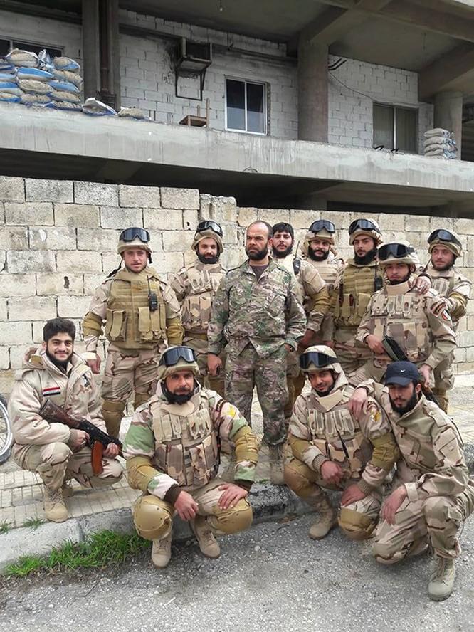 Lực lượng đặc biệt tinh nhuệ Tigers giành một cao điểm trên vùng núi Hayyal ảnh 2
