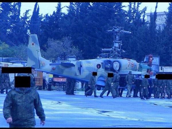 Nga triển khai trực thăng chiến đấu tấn công hiện đại đến Syria ảnh 1