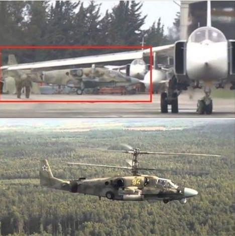 Nga triển khai trực thăng chiến đấu tấn công hiện đại đến Syria ảnh 3