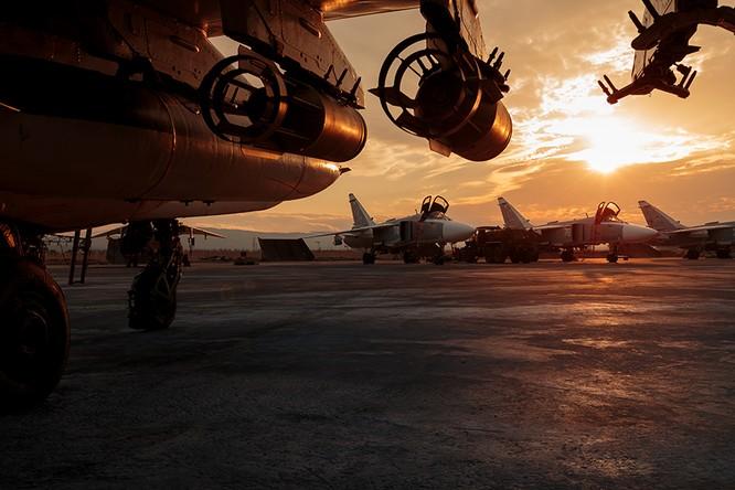 Nga đại náo Syria: Dằn mặt Mỹ-NATO, truy diệt khủng bố ảnh 2