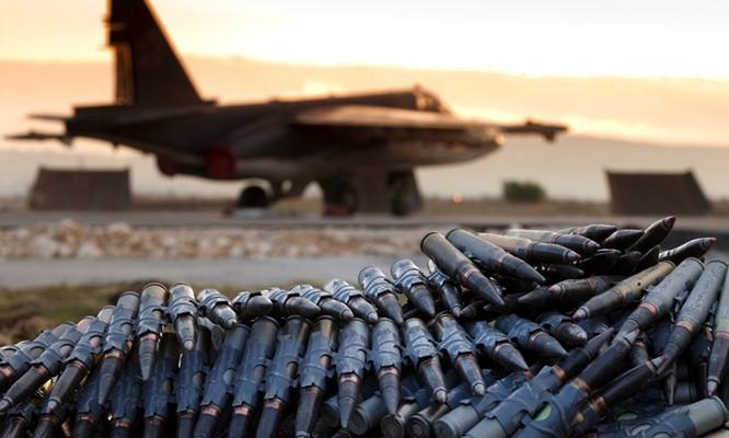 Nga đại náo Syria: Dằn mặt Mỹ-NATO, truy diệt khủng bố ảnh 3