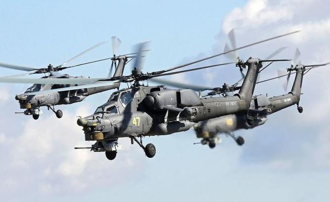 Nga triển khai trực thăng chiến đấu tấn công hiện đại đến Syria ảnh 2