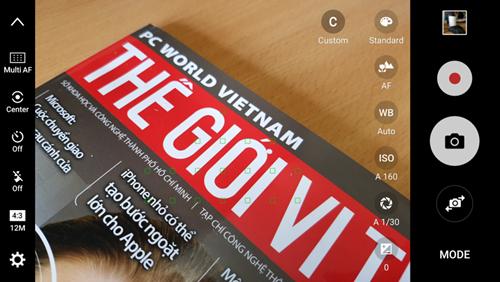 Đánh giá smartphone Samsung Galaxy S7 ảnh 6