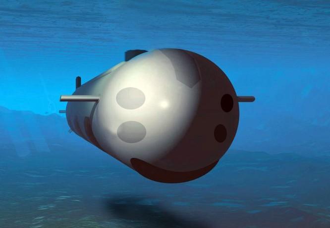 Tàu ngầm thế hệ 5 của Nga sẽ được trang bị tên lửa siêu thanh ảnh 2
