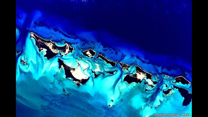 Những bức ảnh kỳ thú của Trái đất từ trạm không gian ISS ảnh 7