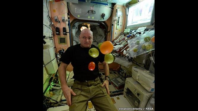 Những bức ảnh kỳ thú của Trái đất từ trạm không gian ISS ảnh 3