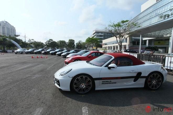 Lái thử siêu xe Porsche tại Việt Nam: Từ sợ hãi đến phấn khích ảnh 1