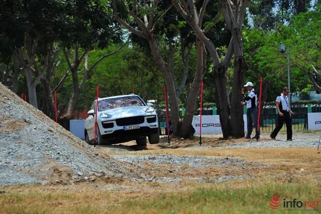 Lái thử siêu xe Porsche tại Việt Nam: Từ sợ hãi đến phấn khích ảnh 10
