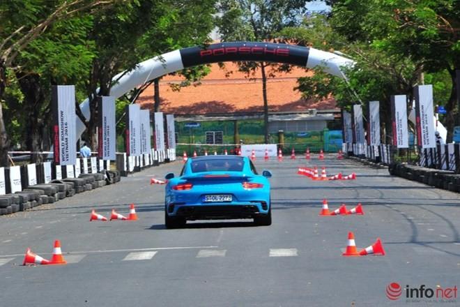 Lái thử siêu xe Porsche tại Việt Nam: Từ sợ hãi đến phấn khích ảnh 5