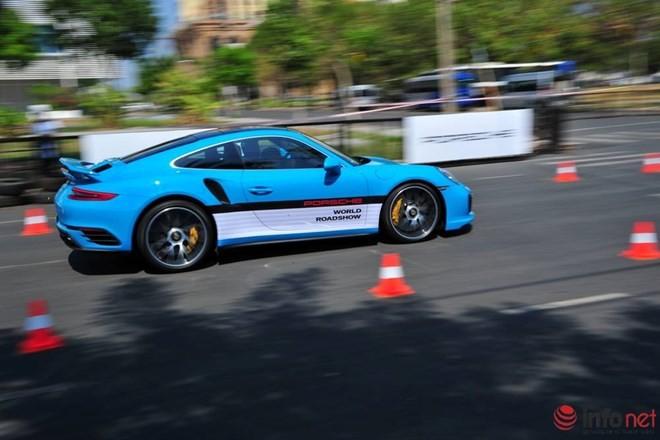 Lái thử siêu xe Porsche tại Việt Nam: Từ sợ hãi đến phấn khích ảnh 3