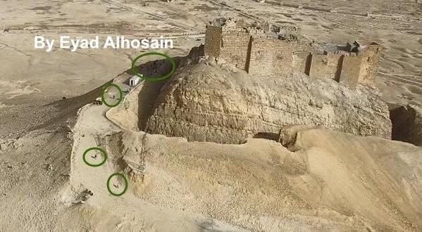 Video + Ảnh: Ác liệt trận chiến giành thành phố cổ Palmyra ảnh 2