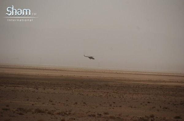 Video + Ảnh: Ác liệt trận chiến giành thành phố cổ Palmyra ảnh 14