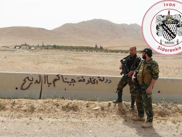 Video + Ảnh: Ác liệt trận chiến giành thành phố cổ Palmyra ảnh 16
