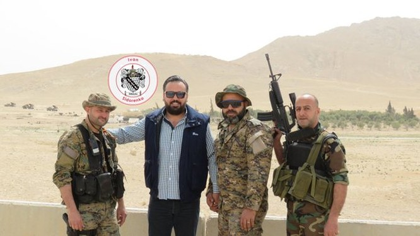 Video + Ảnh: Ác liệt trận chiến giành thành phố cổ Palmyra ảnh 17