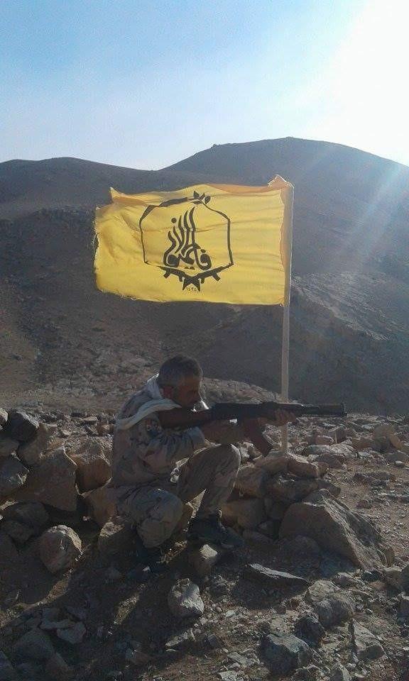 Video + Ảnh: Ác liệt trận chiến giành thành phố cổ Palmyra ảnh 20
