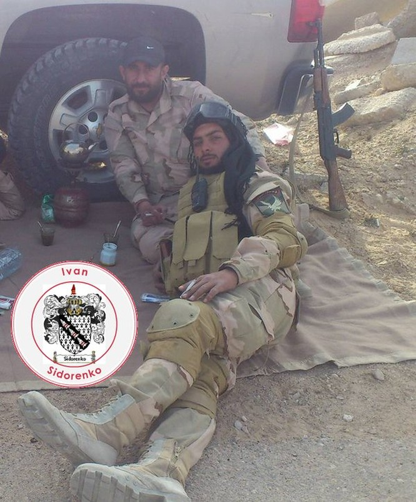 Video + Ảnh: Ác liệt trận chiến giành thành phố cổ Palmyra ảnh 32