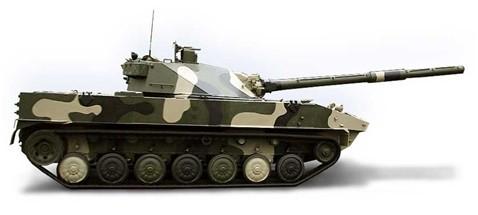 """Hải quân đánh bộ Việt Nam nên có """"xe tăng bơi"""" tự hành 2S25 trợ chiến ảnh 2"""