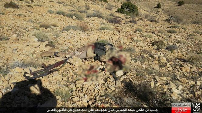 IS và Al Qaeda Syria giao chiến, hơn 20 tay súng cực đoan thiệt mạng ảnh 2