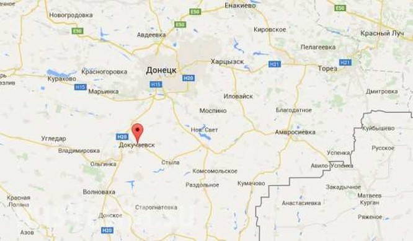 Chiến sự bùng phát trên vùng Donbass, Ukraine ảnh 1