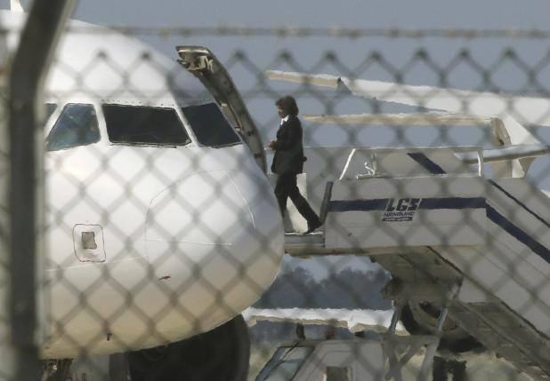 Vụ không tặc máy bay Egypt Air: Đã bắt được hung phạm ảnh 1
