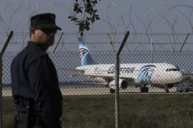 Vụ không tặc máy bay Egypt Air: Đã bắt được hung phạm ảnh 2