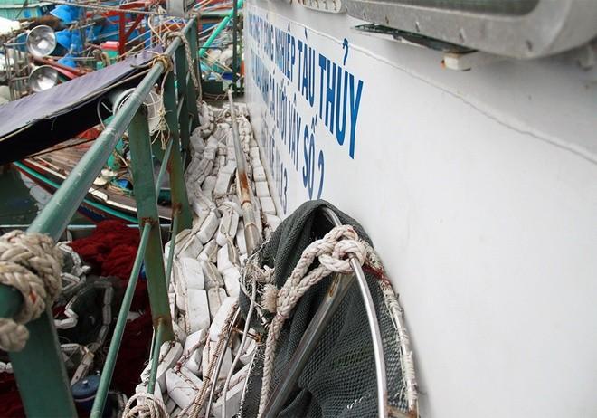 Đi 10 chuyến hỏng 4 lần, ngư dân trả lại tàu vỏ thép ảnh 11