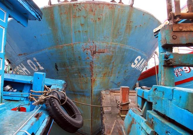 Đi 10 chuyến hỏng 4 lần, ngư dân trả lại tàu vỏ thép ảnh 2