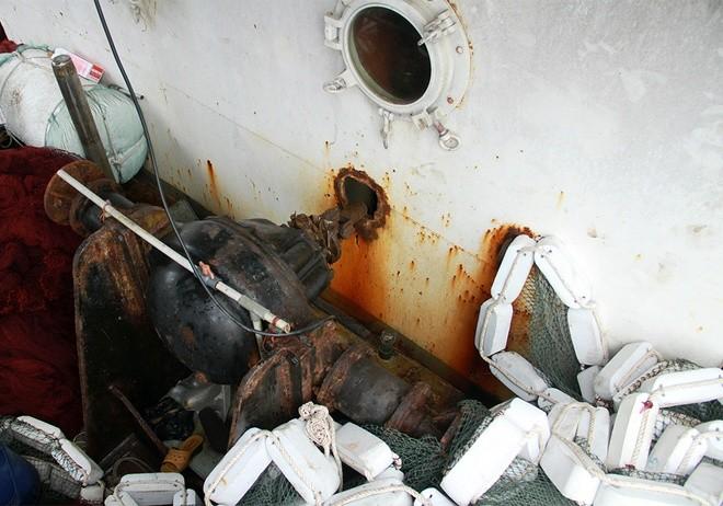 Đi 10 chuyến hỏng 4 lần, ngư dân trả lại tàu vỏ thép ảnh 4